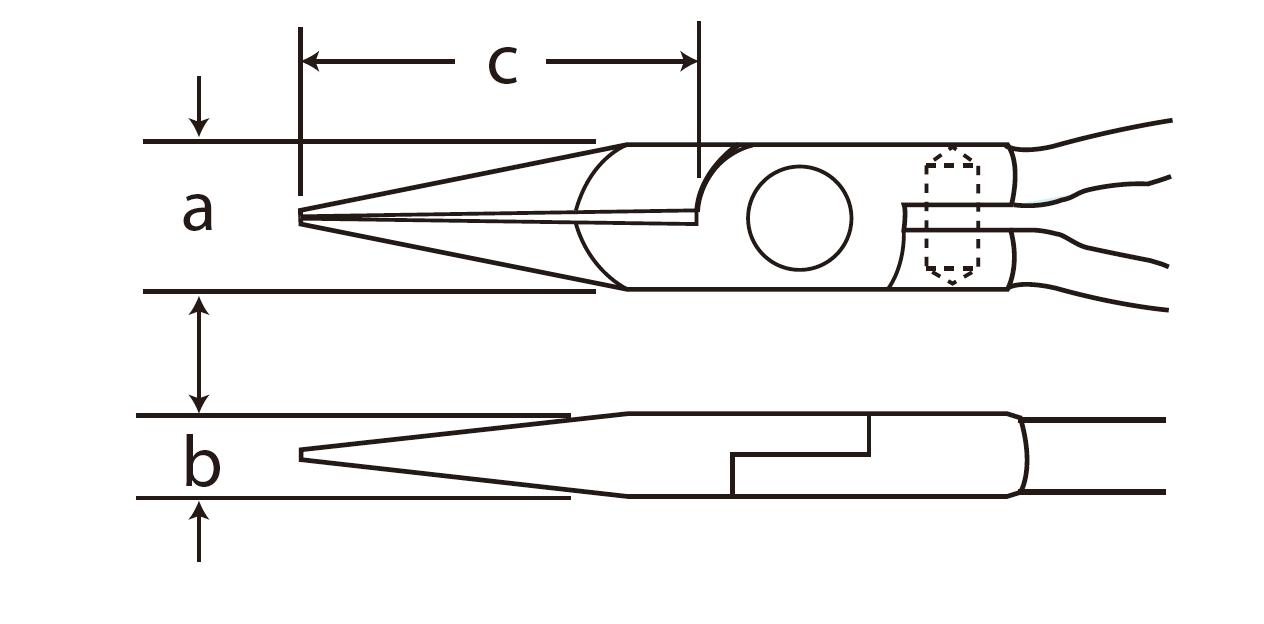 M12 プラスチックニッパ