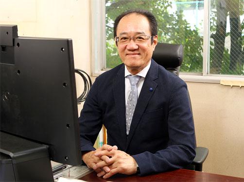 メリー作業工具、ナイル空気工具の室本鉄工|代表取締役 田中 保寛