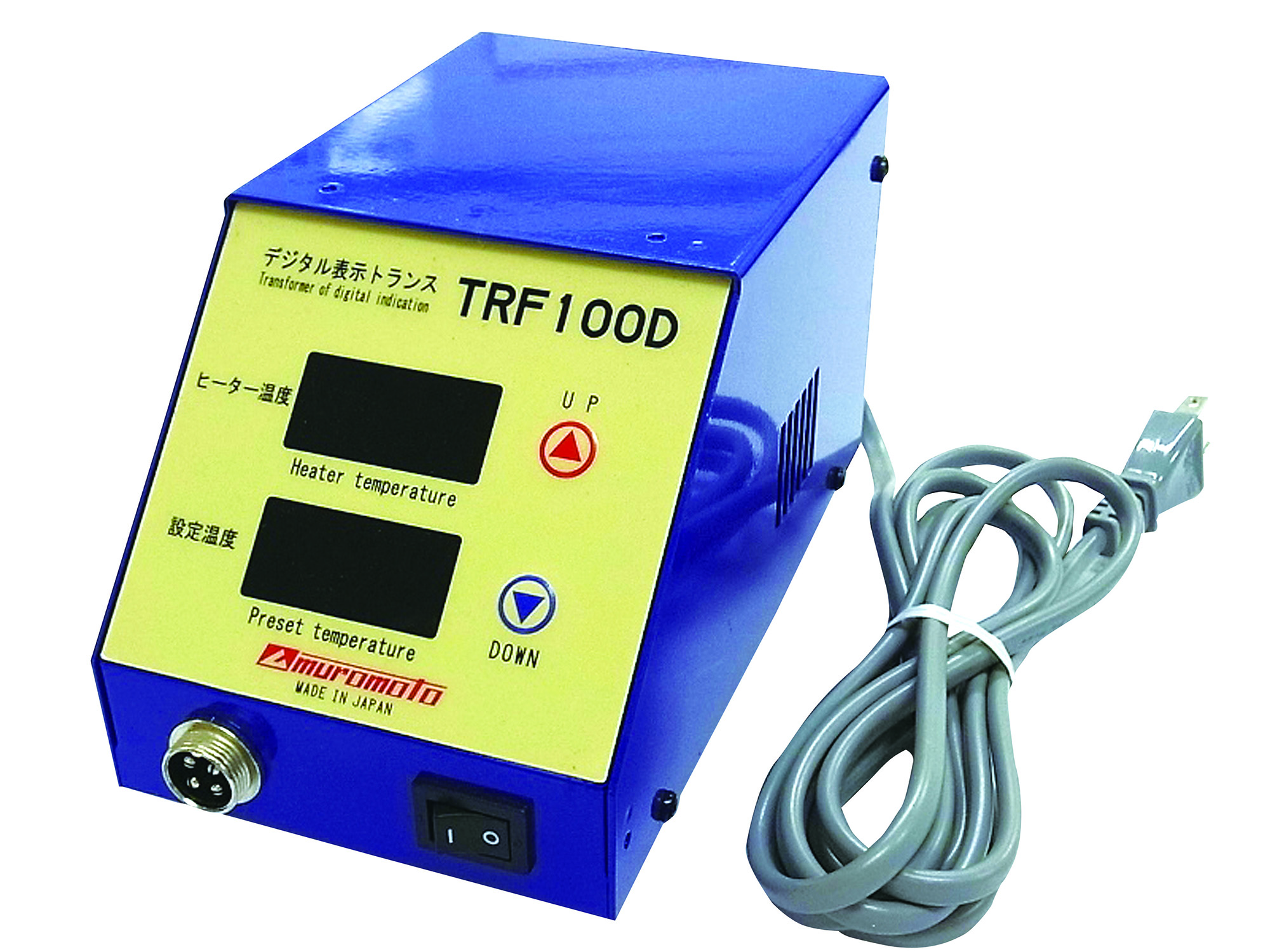 TRF100D デジタル表示新トランス