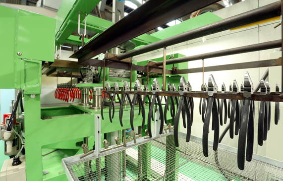 室本鉄工|ペンチ専用乾燥機