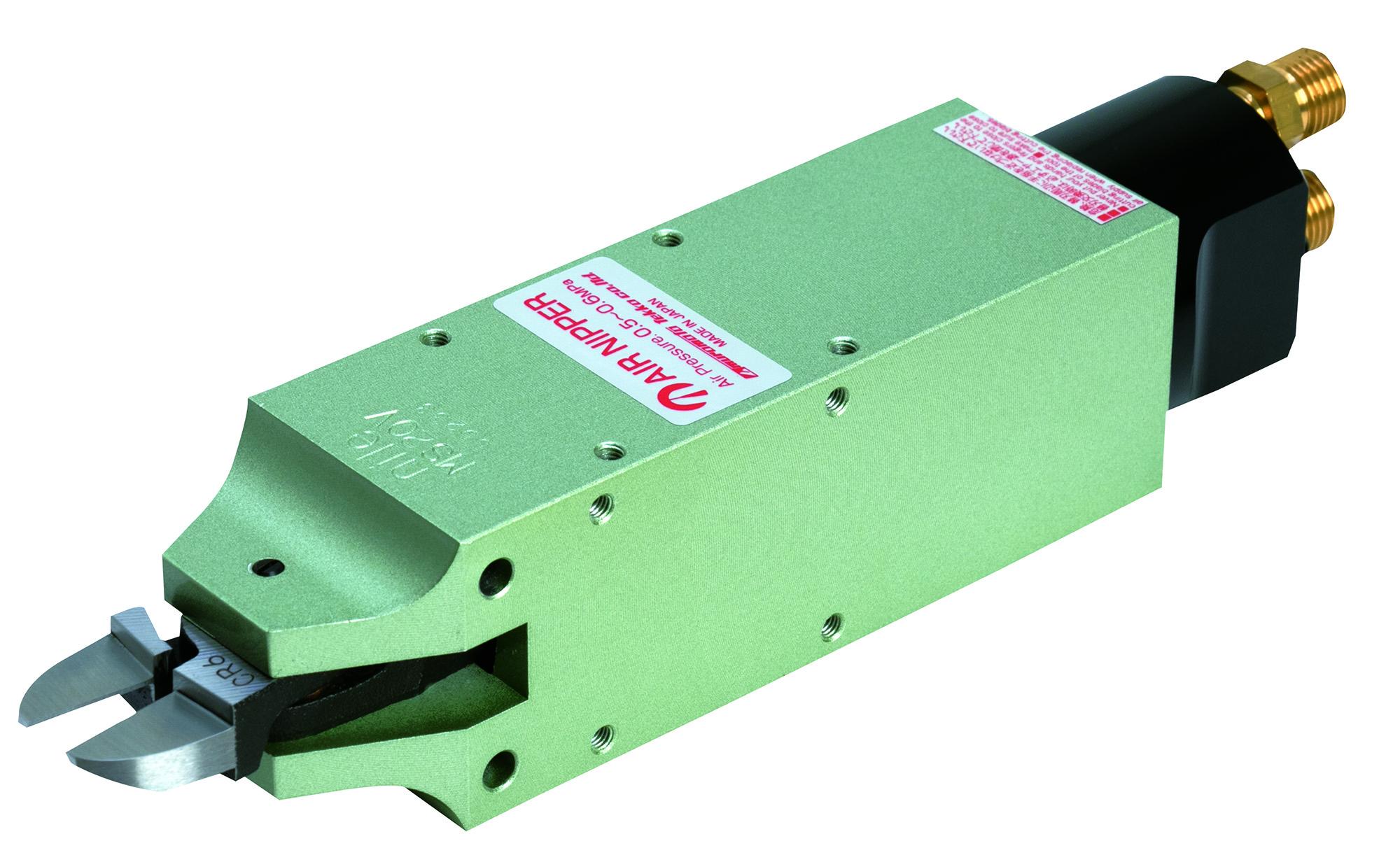 MS-V型 機械取付式角型エアーニッパ 復動式