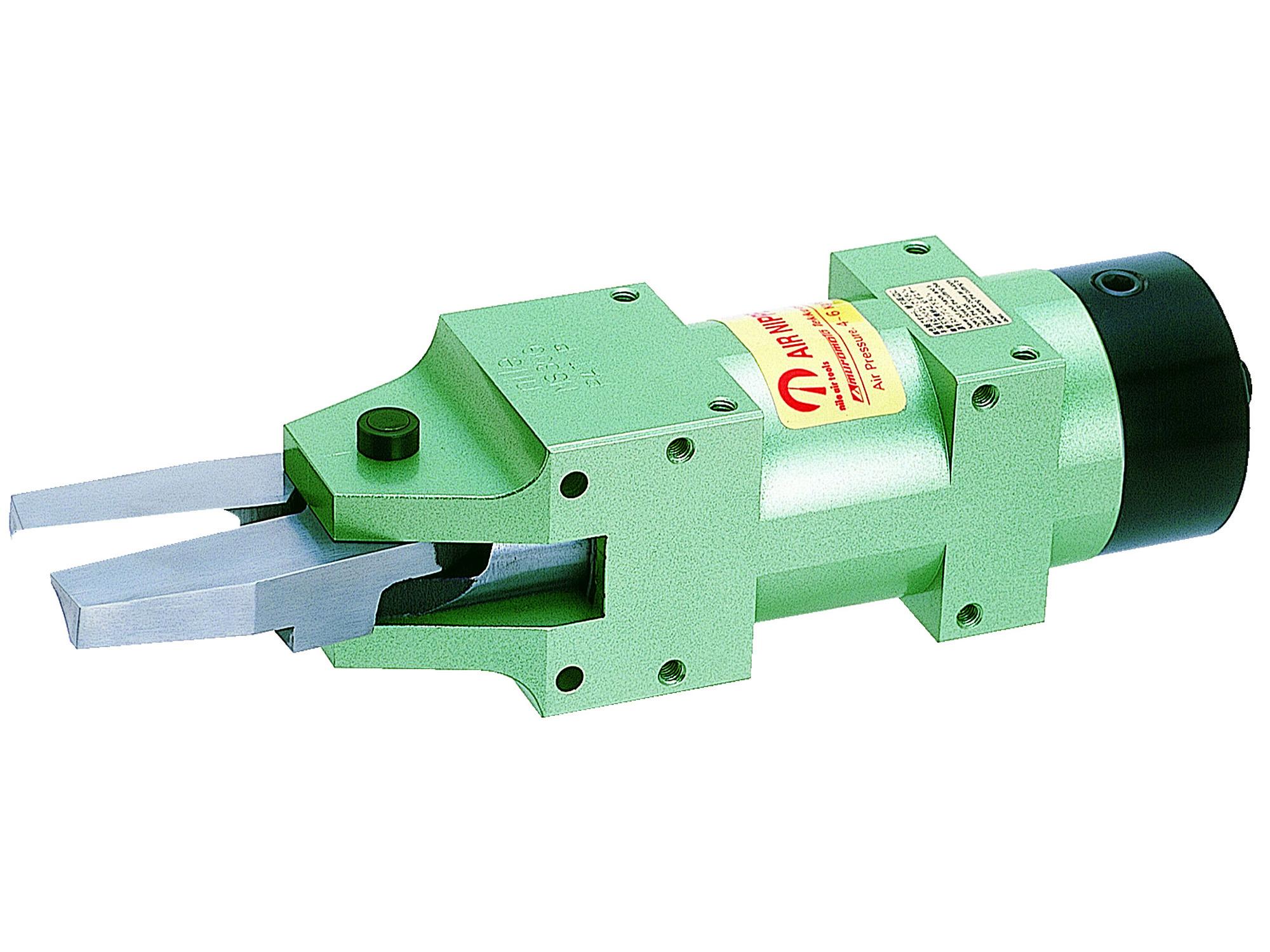 MS-G型 機械取付式角型エアーニッパ 標準タイプ