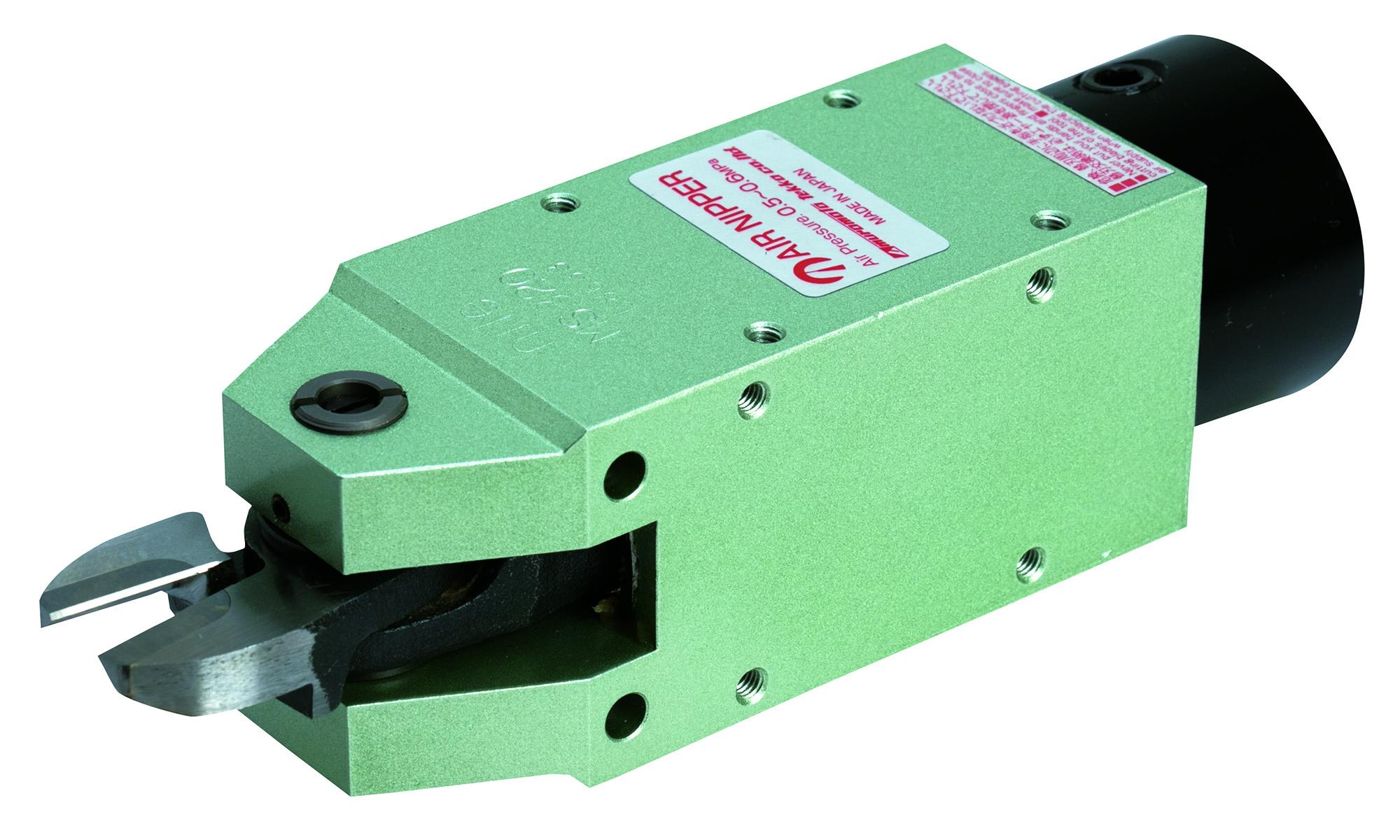 MSB型 機械取付式角型ガタ防止エアーニッパ