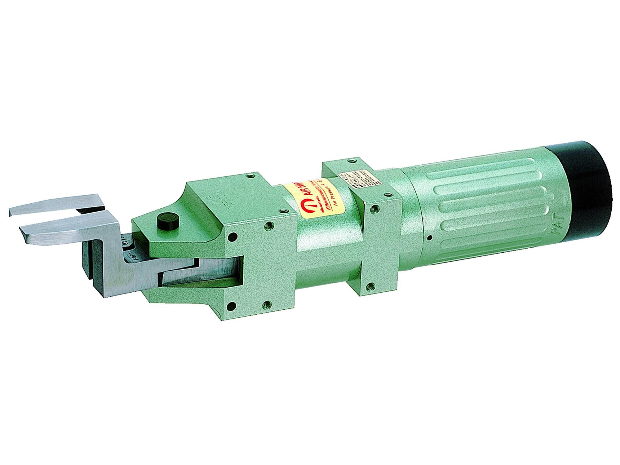 MSP-G型 機械取付式角型エアーニッパ 増圧タイプ
